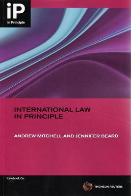 International Law In Principle 1E