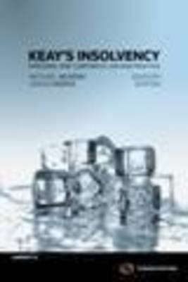 Keay's Insolvency Personal & Corporate Law & Practice