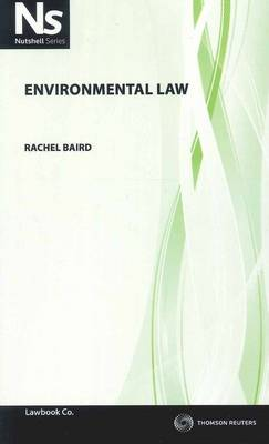 Nutshell: Environmental Law
