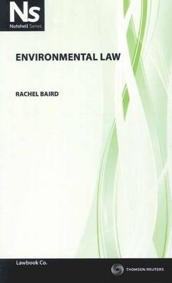 Nutshell: Environmental Law