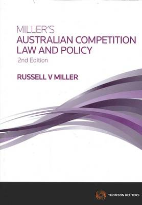 Miller's Aust Comp Law&Policy 2e