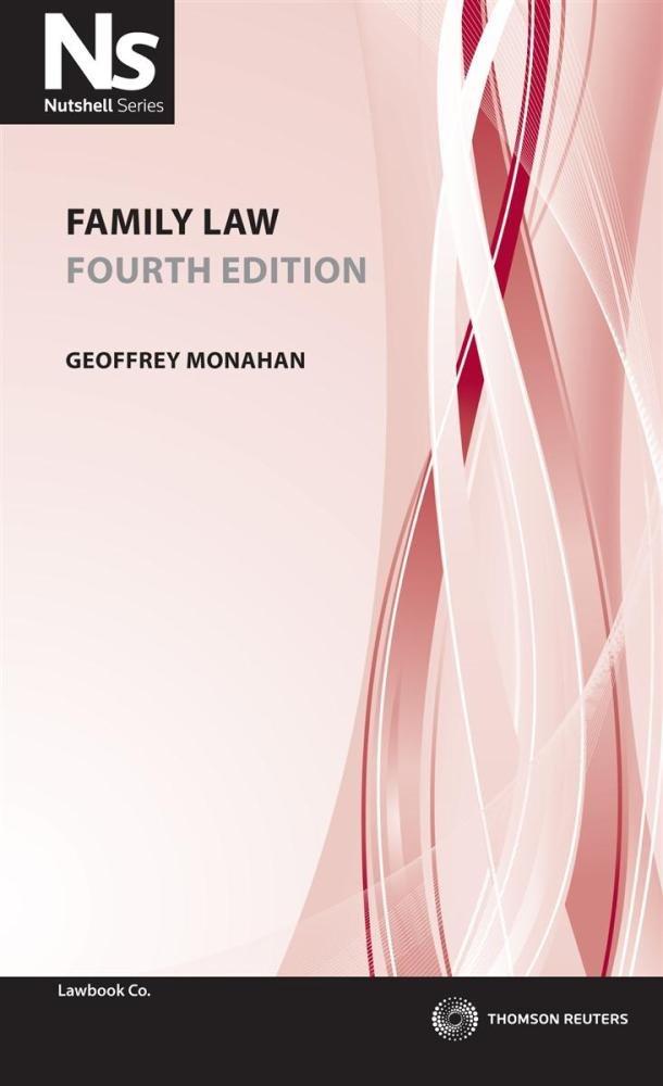 Nutshell: Family Law 4th edition