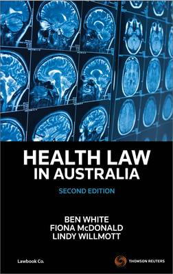 Health Law in Aus 2e