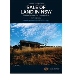 Sale of Land NSW Comm & Mat 6e