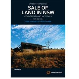 Sale of Land NSW Comm & Mat 6e
