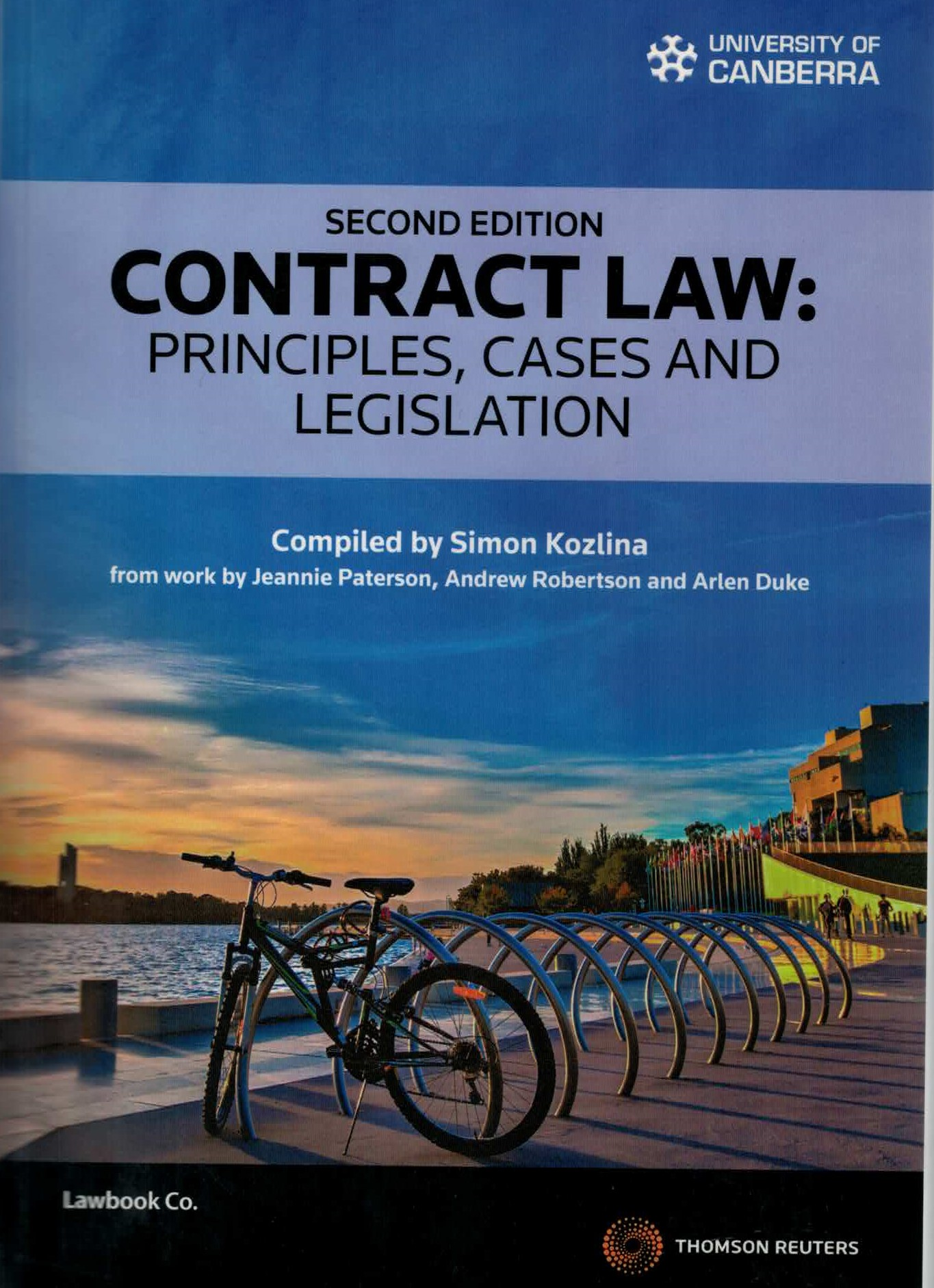 Contract Law - Principles, Cases and Legislation 2e for Uc