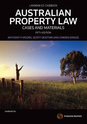 Aust Property Law:Cases and Materials 5e