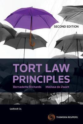 Tort Law Principles 2e