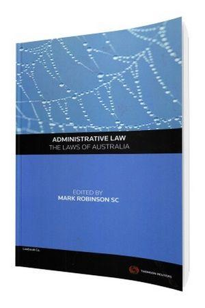 Administrative Law-The Laws of Australia