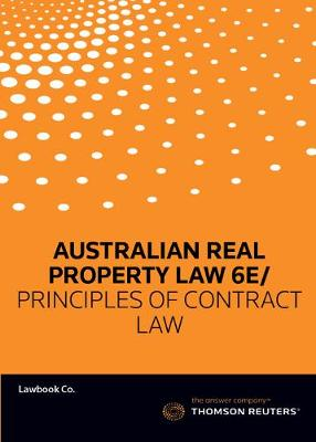 Au Real Property 6e/Intro to Property 3e