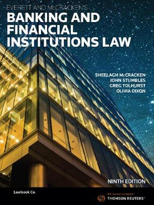 Banking & Financial Institutions Law 9eÂ