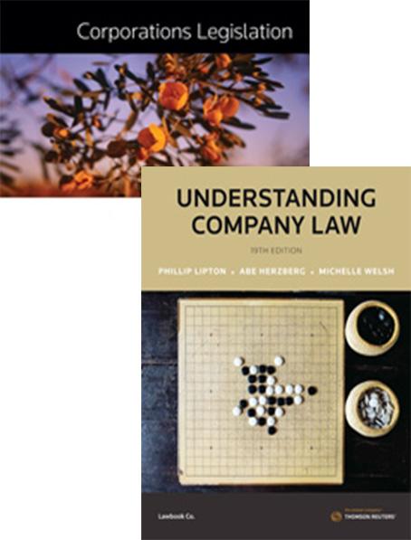 Understanding Company Law 19e / Corporations Legislation 2018