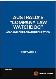 "Australia's ""Company Law Watchdog"" - ASIC & Corporate Regulation"