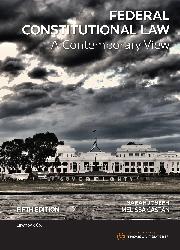 Fed Constitutional Law: Contemporary 5e