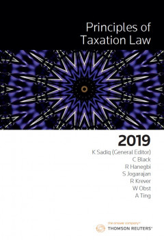 Principles of Taxation Law 2019