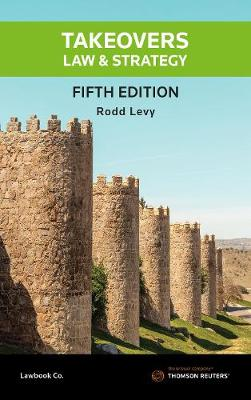 Takeovers Law & Strategy 5e