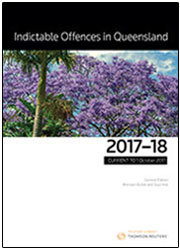 Indictable Offences in Queensland