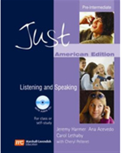 Just Listening and Speaking Pre-Intermediate (AME)