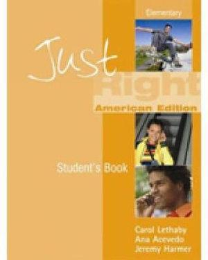 Just Right Elementary: Split B Workbook with Audio CD (US)