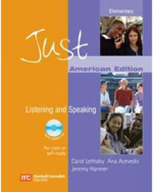 Just Listening and Speaking Elementary