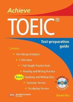 Achieve TOEIC Test Preparation Guide