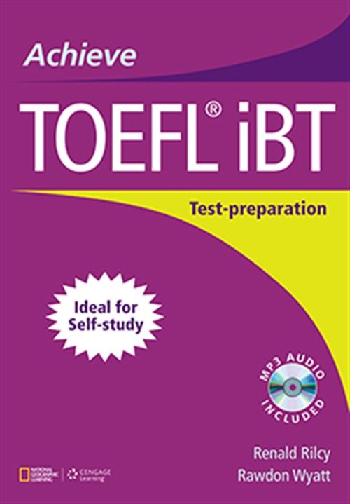 Achieve Toefl iBT Test Preparation