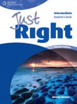 Just Right Intermediate: Workbook with Audio CD