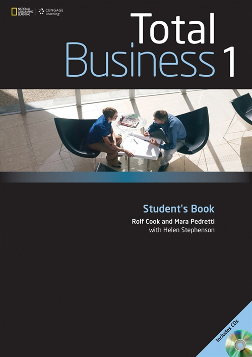 Total Business 1 Student Book with Audio CD