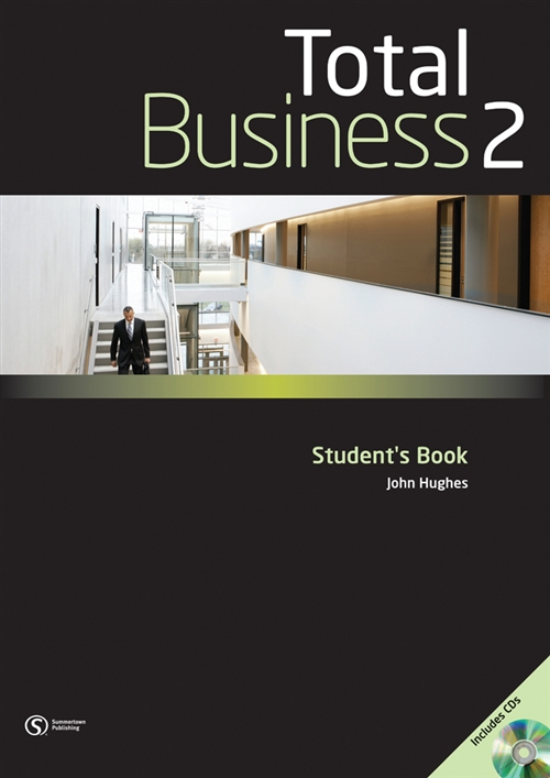 Total Business 2 Student Book with Audio CD
