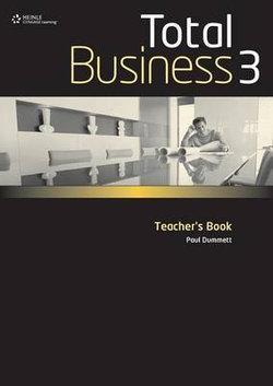 Total Business 3 Teacher's Book