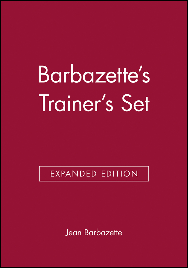 Barbazette's Trainer's Set