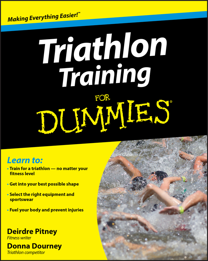 Triathlon Training For Dummies