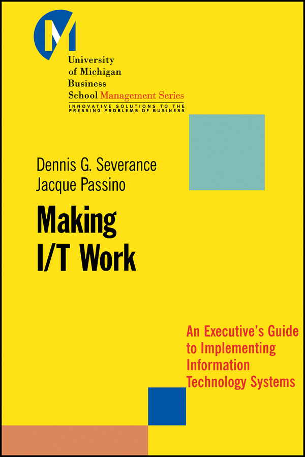 Making I/T Work