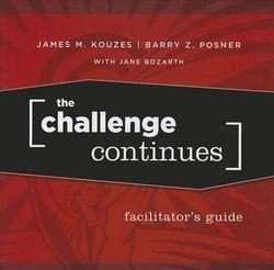 The Challenge Continues, Facilitator's Guide Package