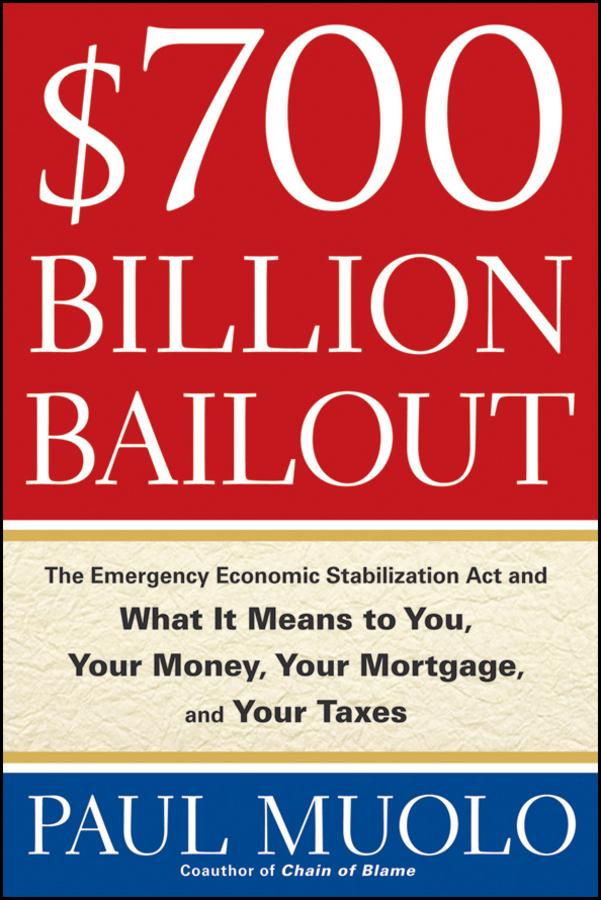 $700 Billion Bailout
