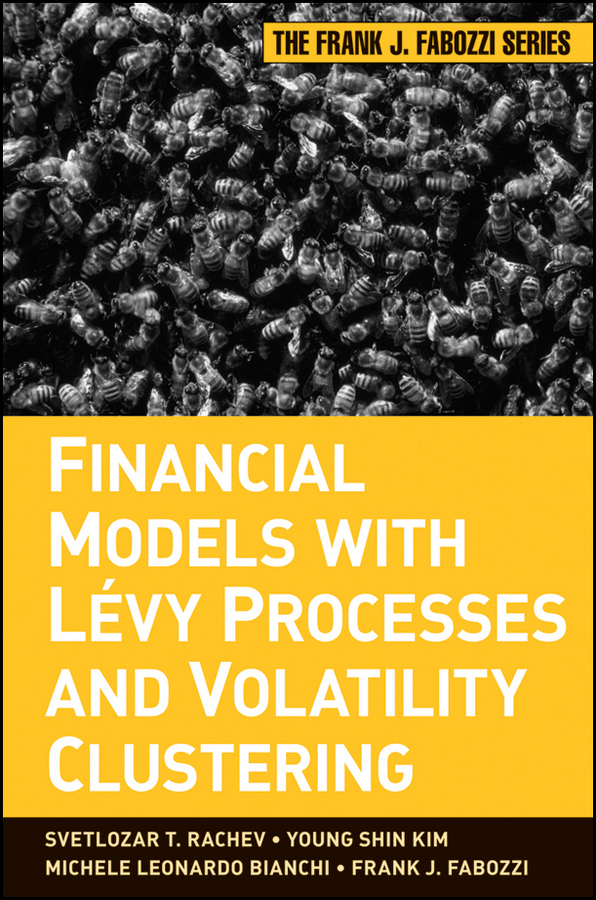 Financial Models with Levy Processes and Volatility Clustering