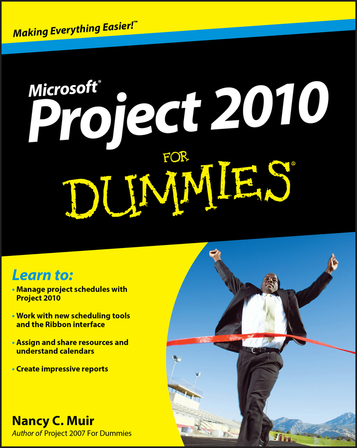 Project 2010 For Dummies