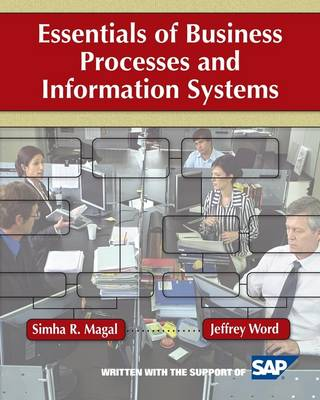 Essentials of Business Processes and Information Systems 1e + WileyPLUS Registration Card