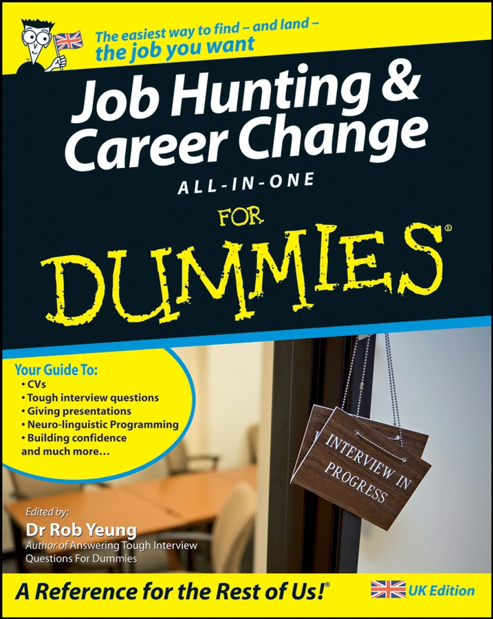 Job Hunting and Career Change All-In-One For Dummies