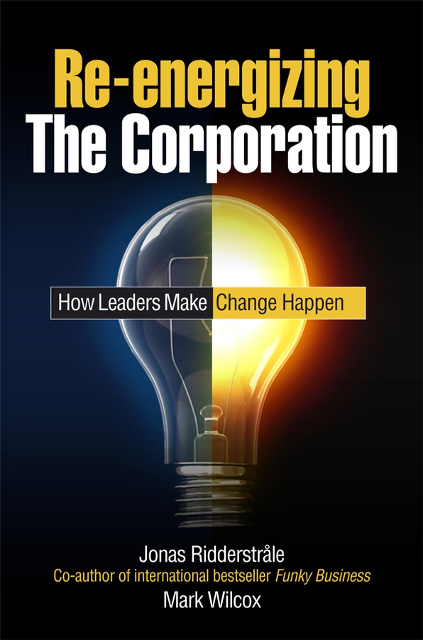 Re-energizing the Corporation