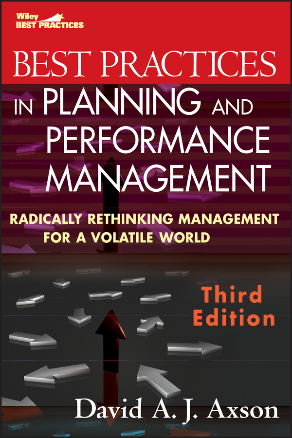 Best Practices in Planning and Performance Management