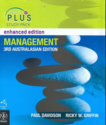 Management: Third Australasian Edition WileyPlus Studypack Enhanced Edition + Workchoices Supplement