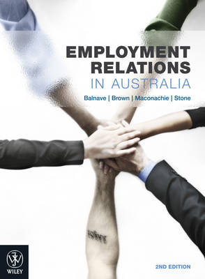 Employment Relations in Australia