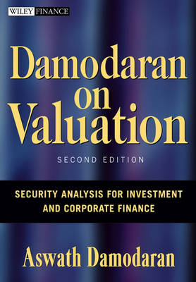 Damodaran On Valuation: Security Analysis For Investment & Corporate Finance