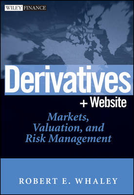 Applied Derivatives: Markets, Valuation, and Risk Management