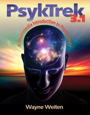 Psyk.Trek 3.1: A Multimedia Introduction to Psychology CD-Rom