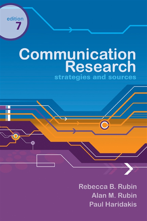Communication Research : Strategies and Sources