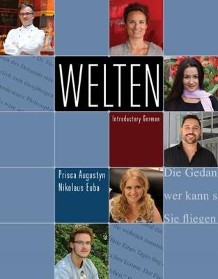 Welten : Introductory German (with iLrn' Heinle Learning Center, 4  terms (24 months) Printed Access Card)