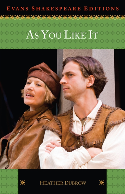 As You Like It : Evans Shakespeare Editions