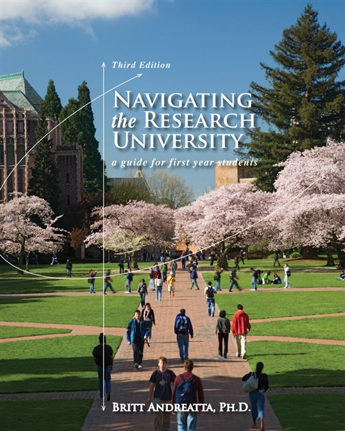 Navigating the Research University : A Guide for First-Year Students